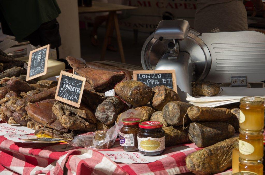Corse Gastronomie
