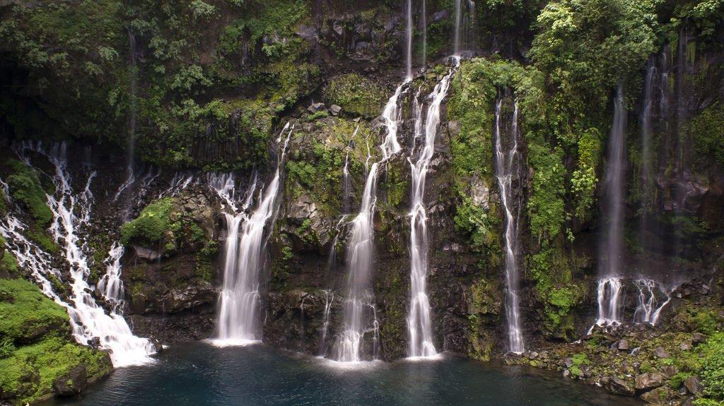 Cascade Maniquet La Réunion
