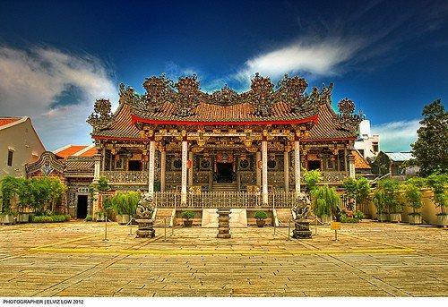 Khoo Kongsi à Penang