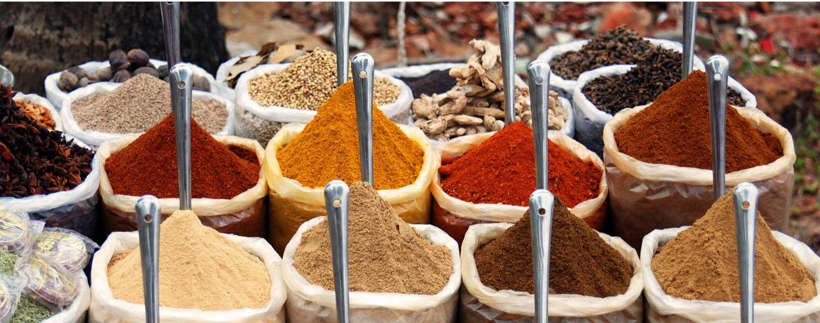 Le curry, une façon de cuisiner