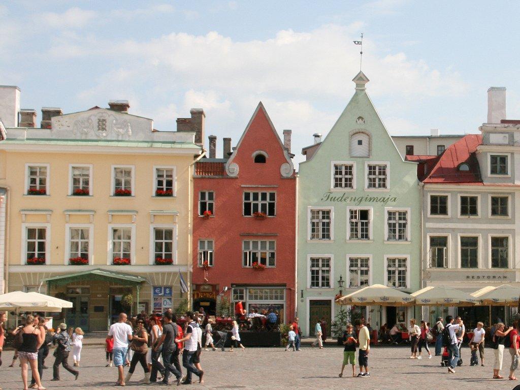 Récit de voyage : Pays Baltes
