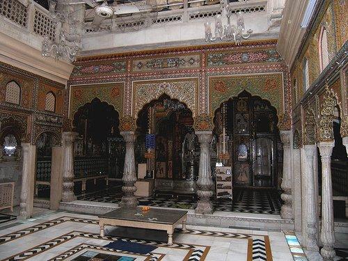 Jain Mandir, Old Delhi - Inde