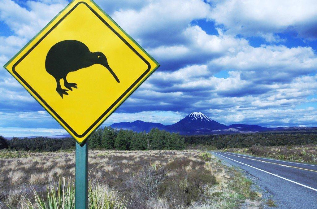 Mon voyage en Nouvelle-Zélande