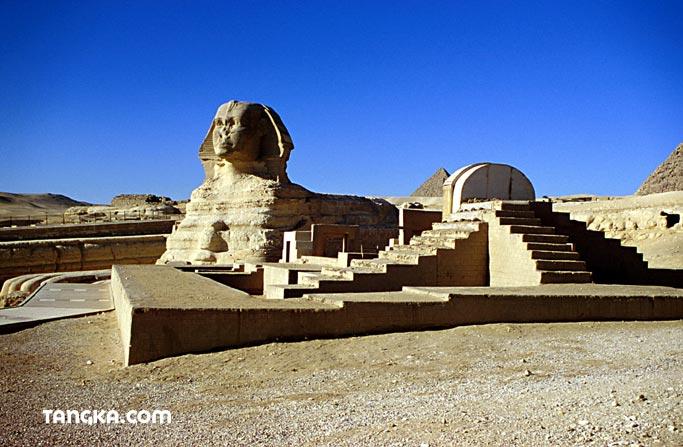L'Egypte, un livre de pierre à ciel ouvert