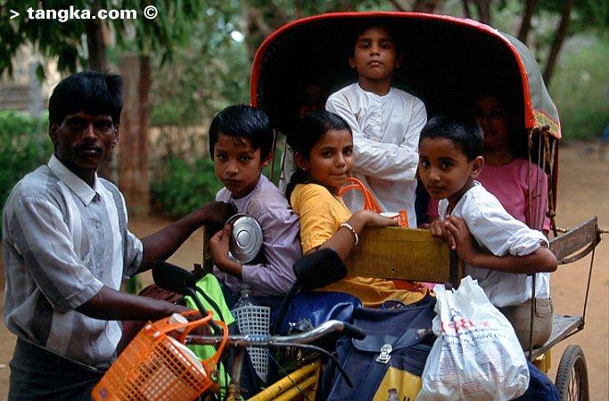 Inde, septembre 2006