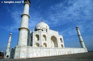 Uttar-Pradesh Taj Mahal