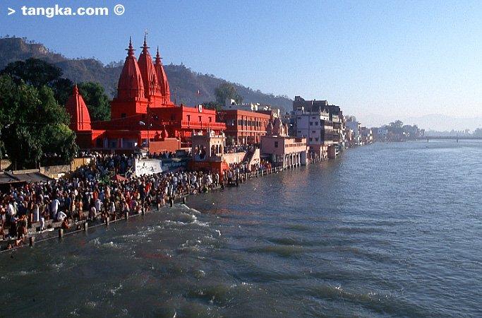Uttar-Pradesh, Maha Kumbh Mela - Inde
