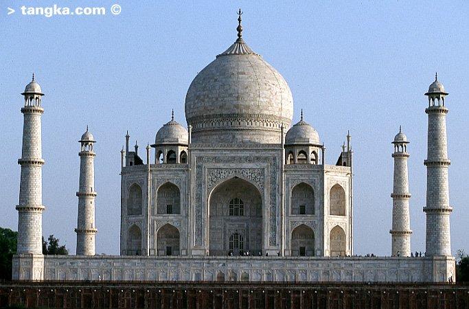 Récit de voyage en inde : le Taj Mahal