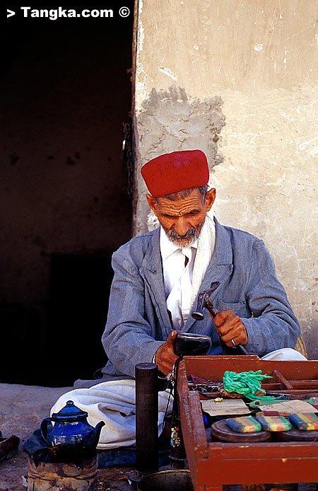 Récit de voyage : en Tunisie