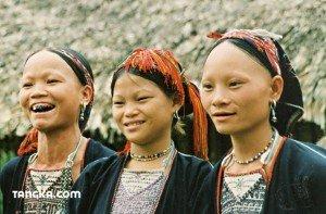 Femmes Yao, Lao Cai - Vietnam