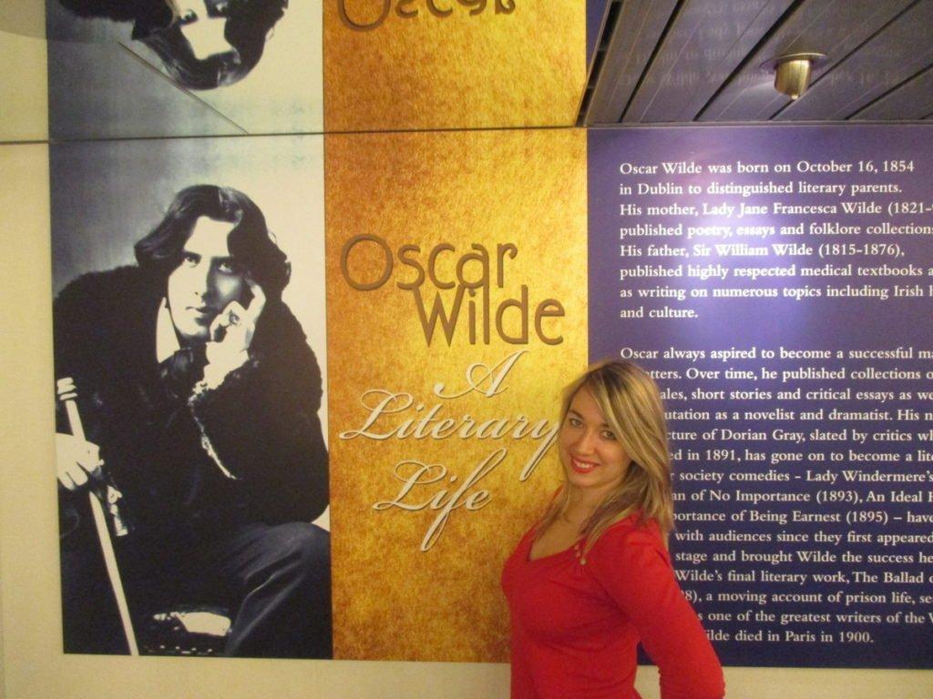 Croisière Irlande sur l'Oscar Wilde