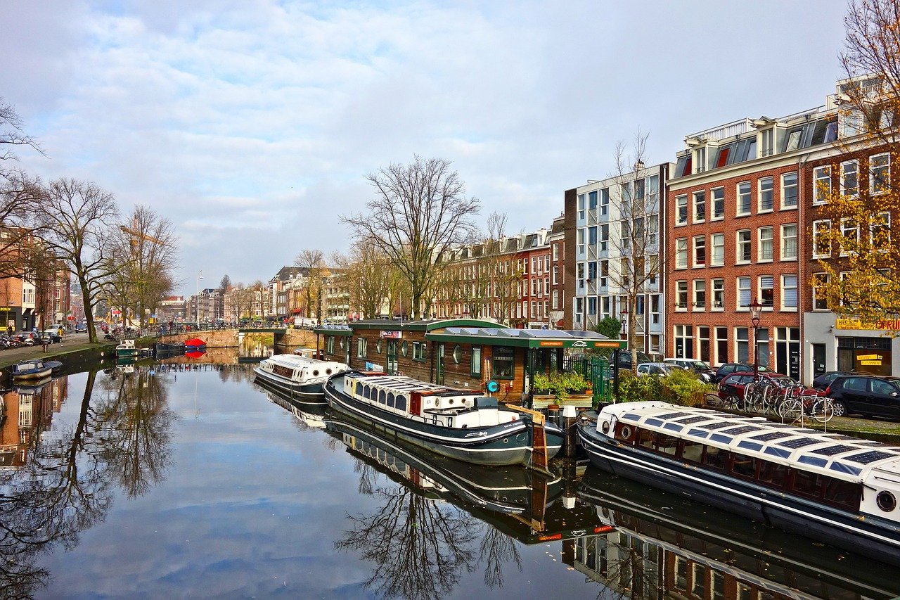 Amsterdam, une architecture incroyable
