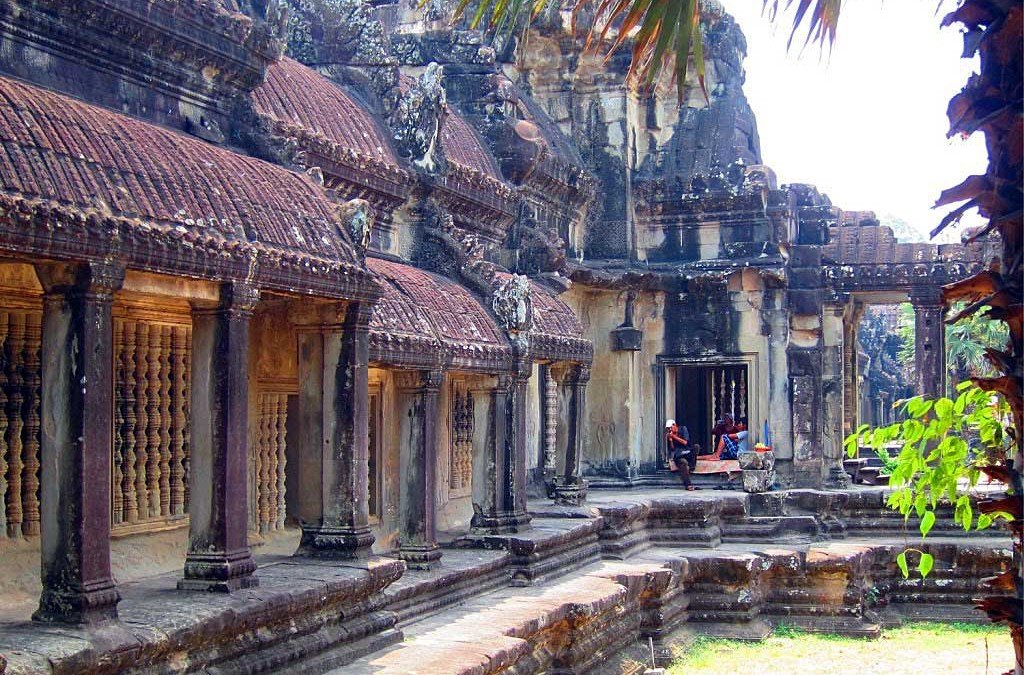 Angkor, Cambodge – Video