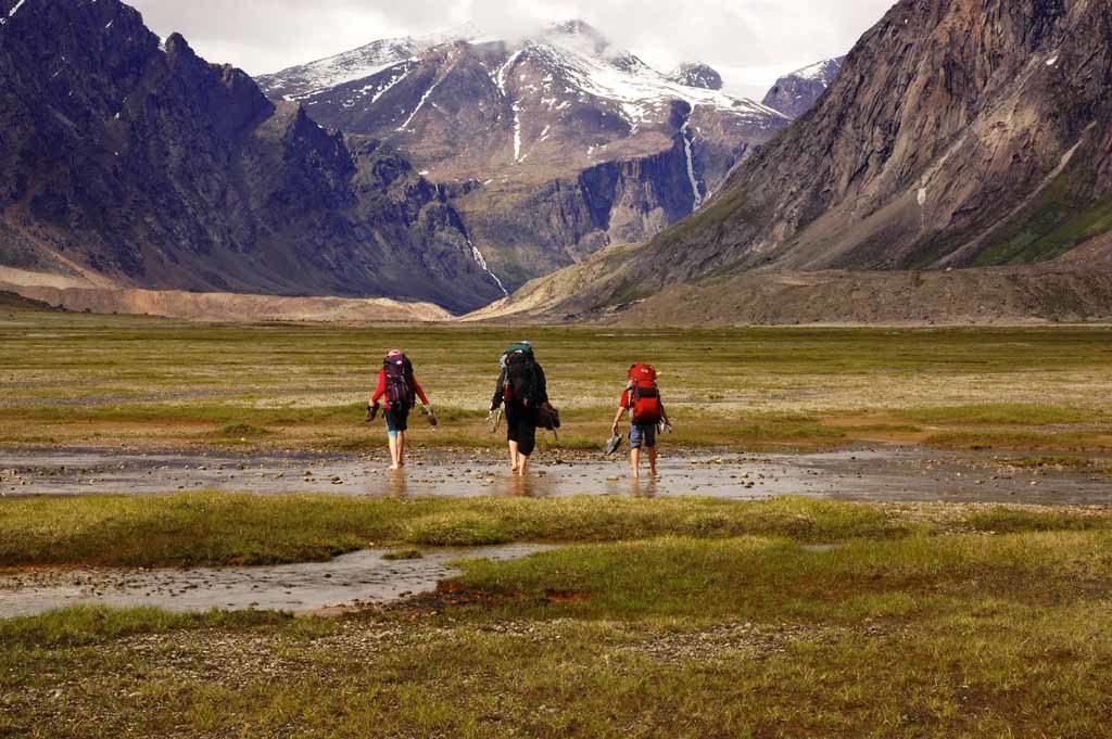 Auyuittuq National Park - Nunavut, Canada