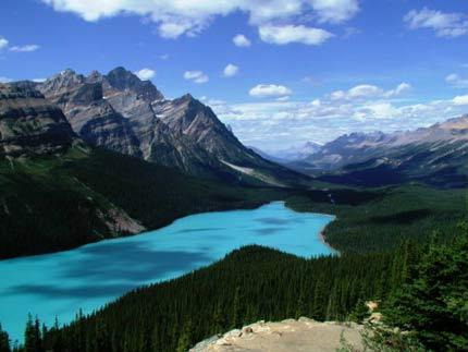 Parc national de Banff - Canada - Calgary