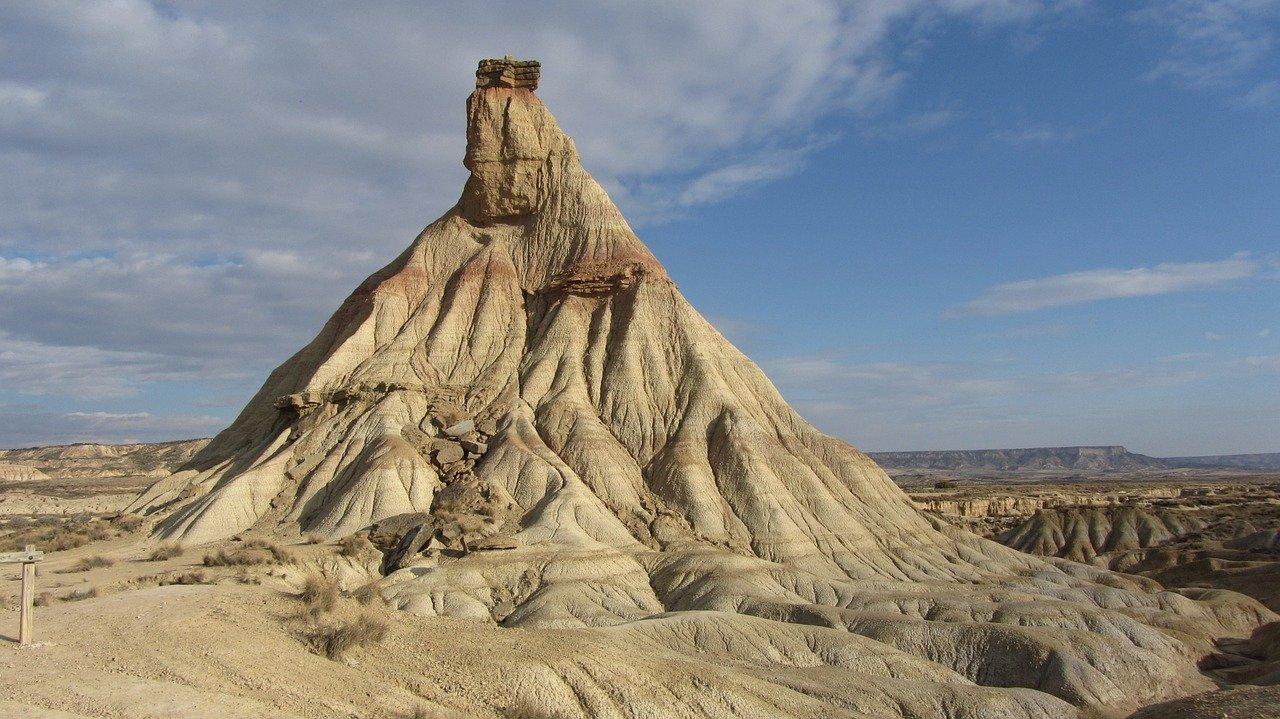 A la découverte du désert des Bardenas Reales, Espagne