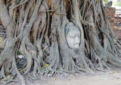 Bouddha, Sukhothai, Thaïlande