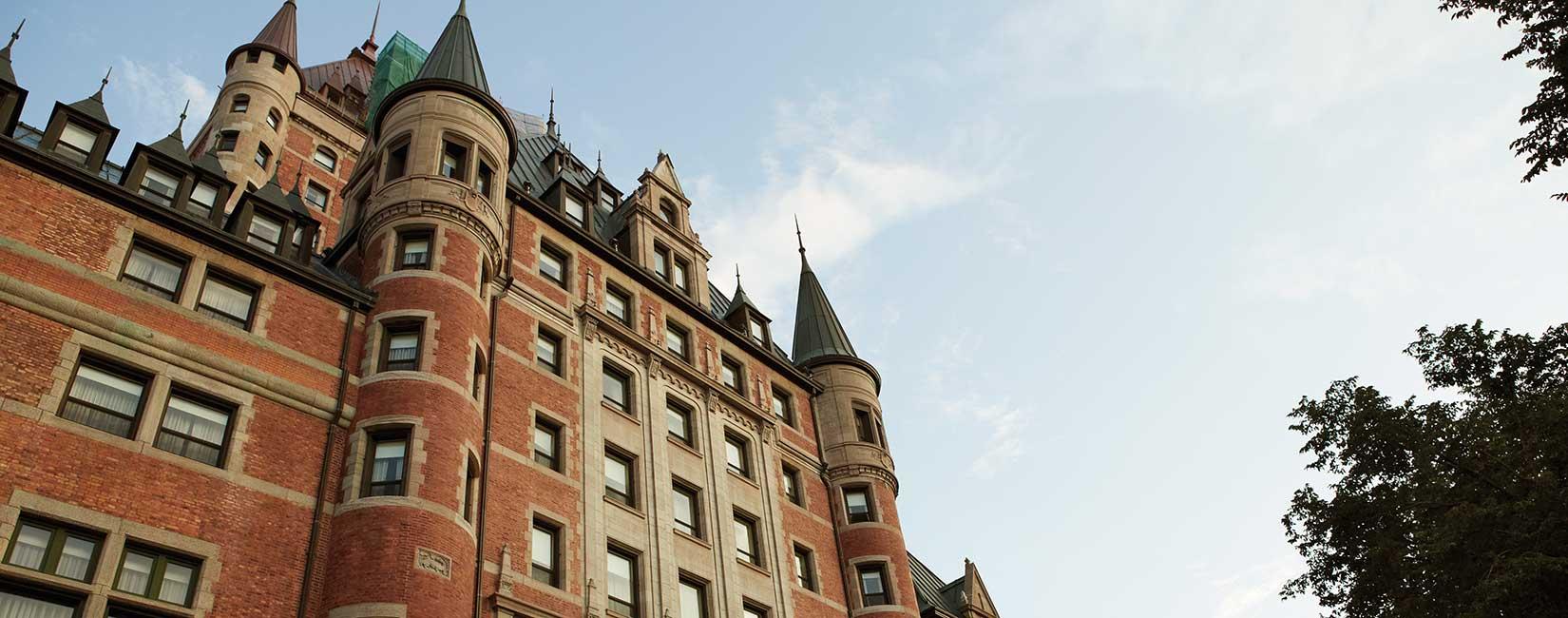 10 choses à savoir sur… les hôtels historiques au Canada