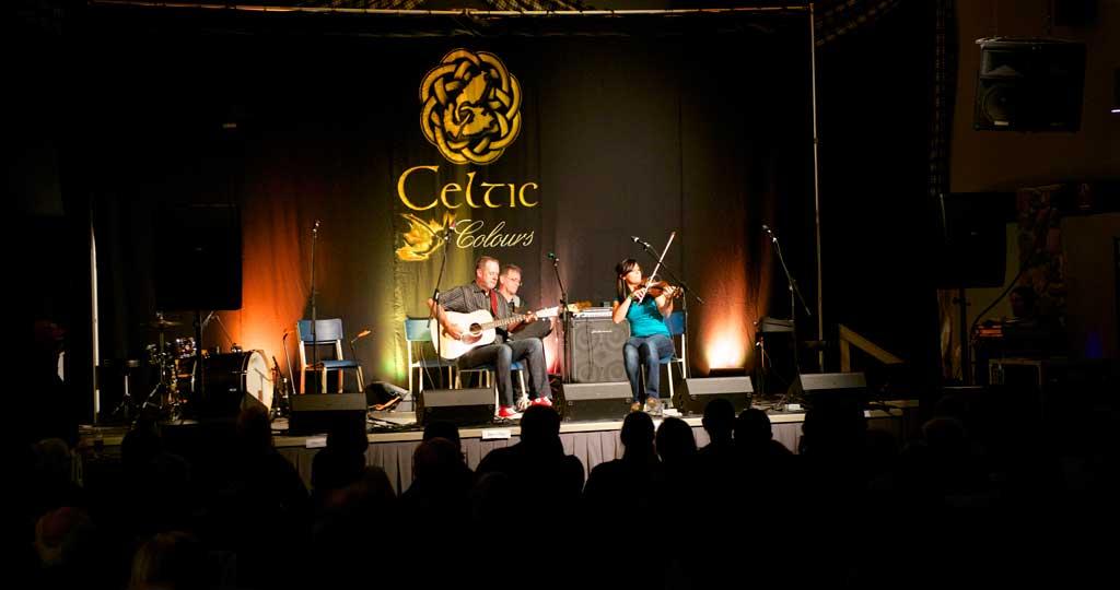 Breton, Celtic Colours International Festival - Canada