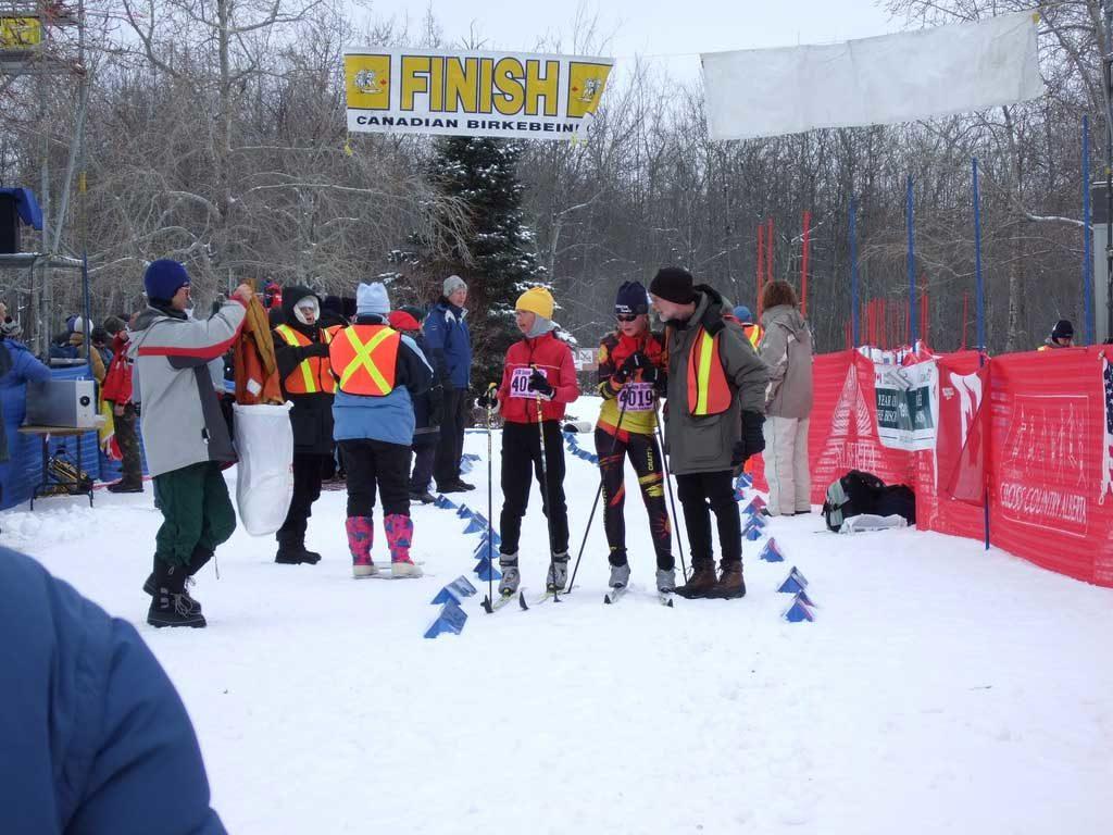 Canadian Birkebeiner Ski Festival - Alberta, Canada