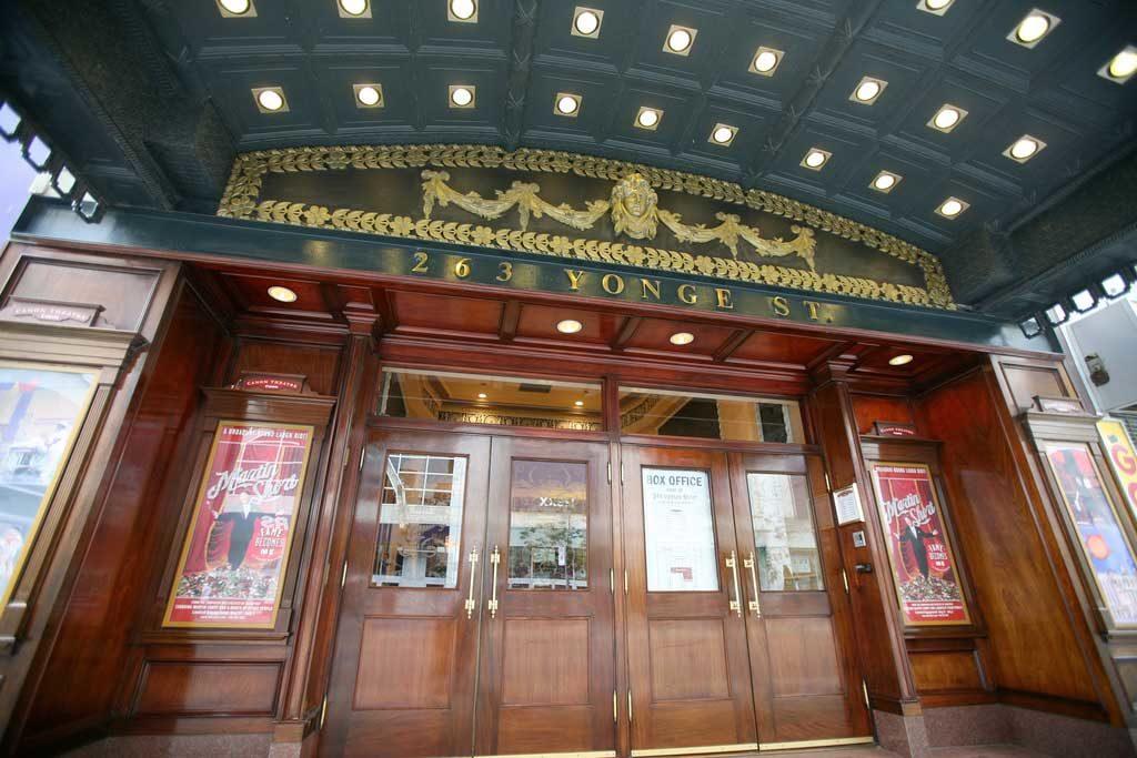 Canon Theatre - Toronto, Canada