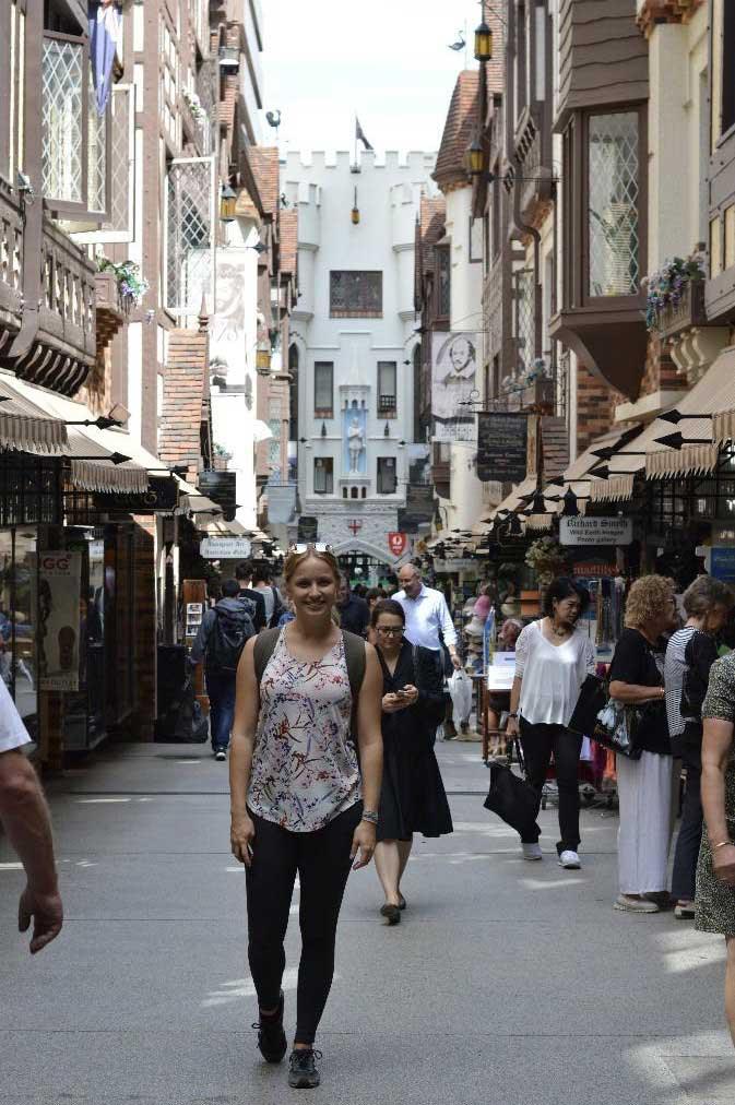 Rue de Perth, Australie