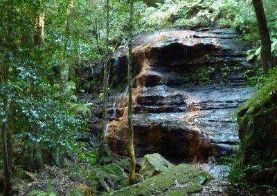 Cascade de la Sorcière, Blue Mountains, Australie