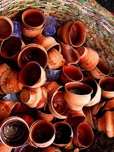 Tasses (bhan ou khudi) pour le Chai -Inde