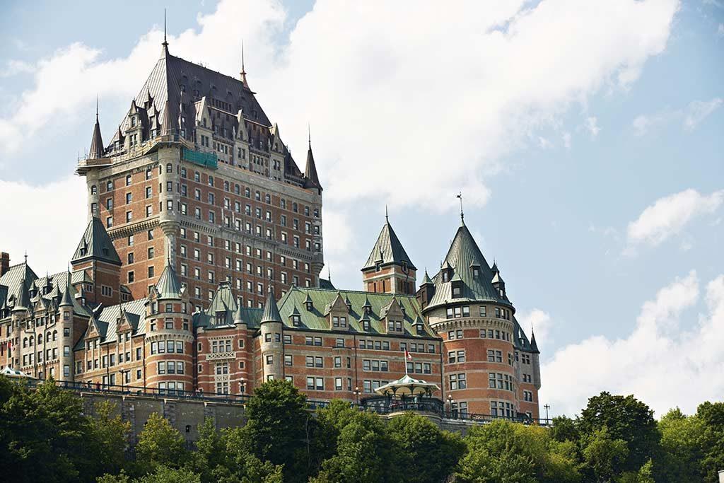 Château de Frontenac - Québec, Canada