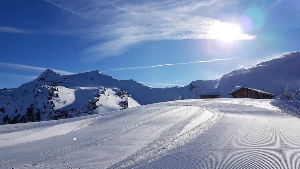 Châtel, Haute-Savoie, France