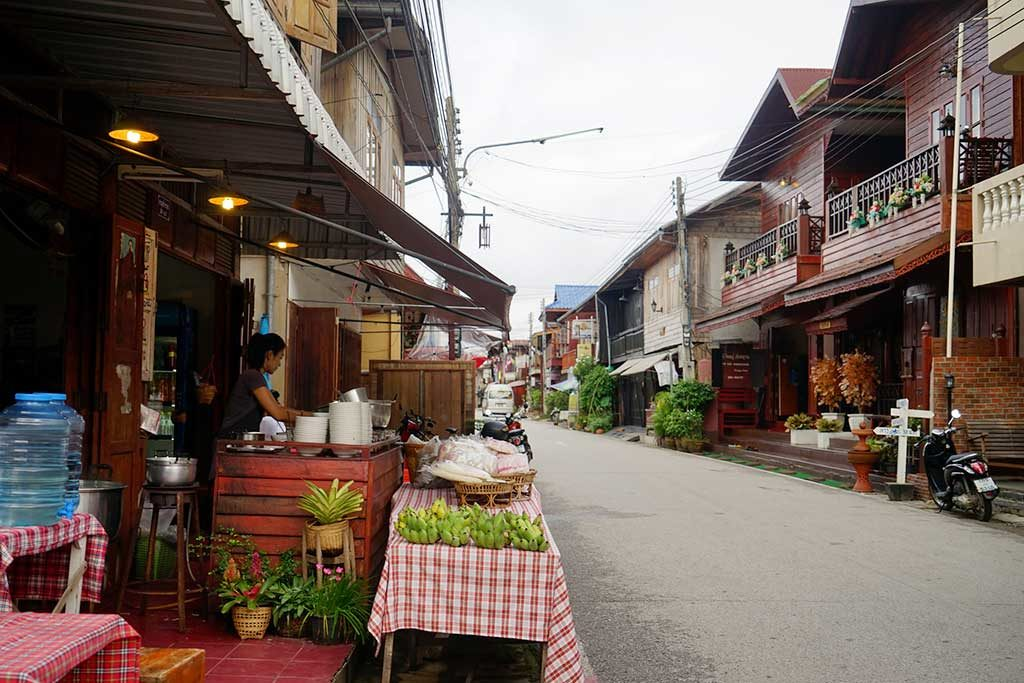 Chiang Khan, Province du Loei, Thaïlande
