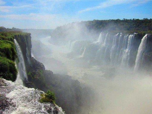 Chutes,  Foz do Iguaçu - Brésil