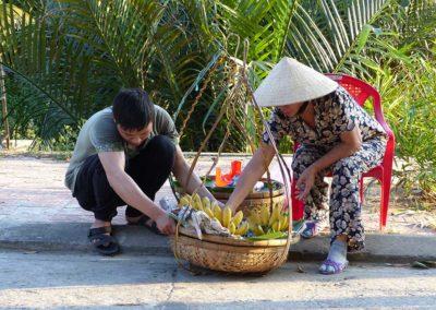 Commerce ambulant - Hoi An, Vietnam