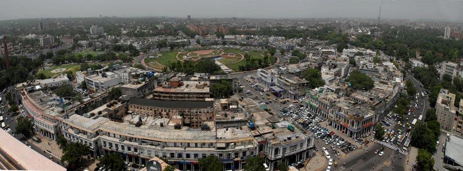 Connaught Place - Delhi, Inde