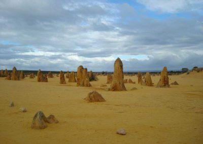 Désert des Pinnacles, Australie