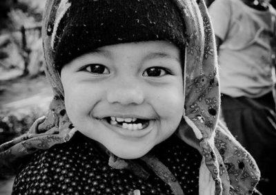 Enfant, Népal