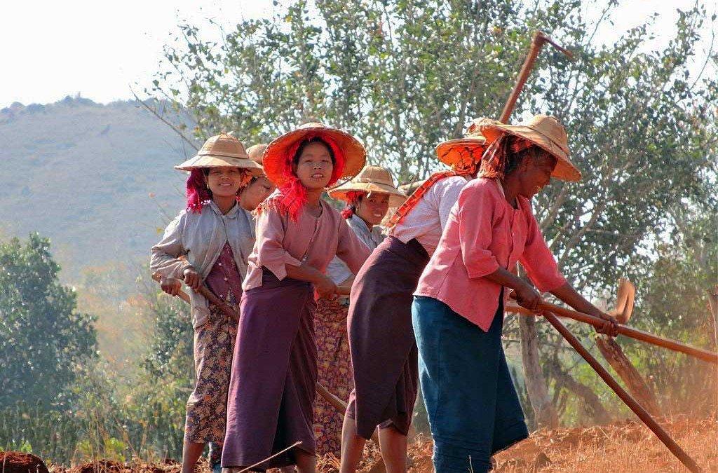 Un voyage dans le temps : escapade en Birmanie