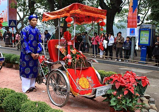 La fête du Têt et les festivités au Vietnam en 2013