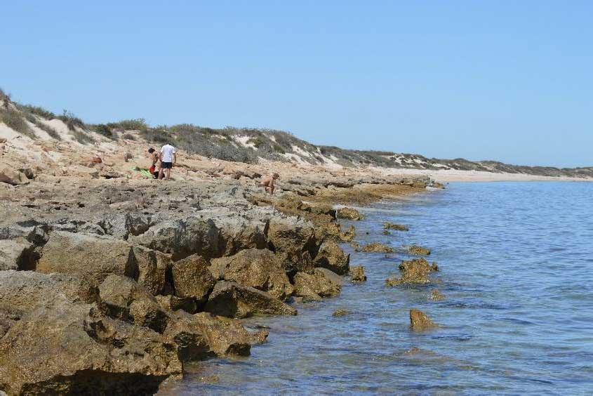 Flat Rocks, Australie