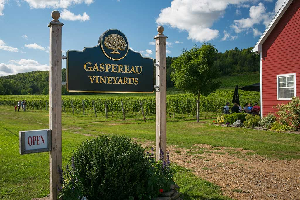 Gaspereau Vineyards - Wolfville, Nouvelle-Ecosse, Canada