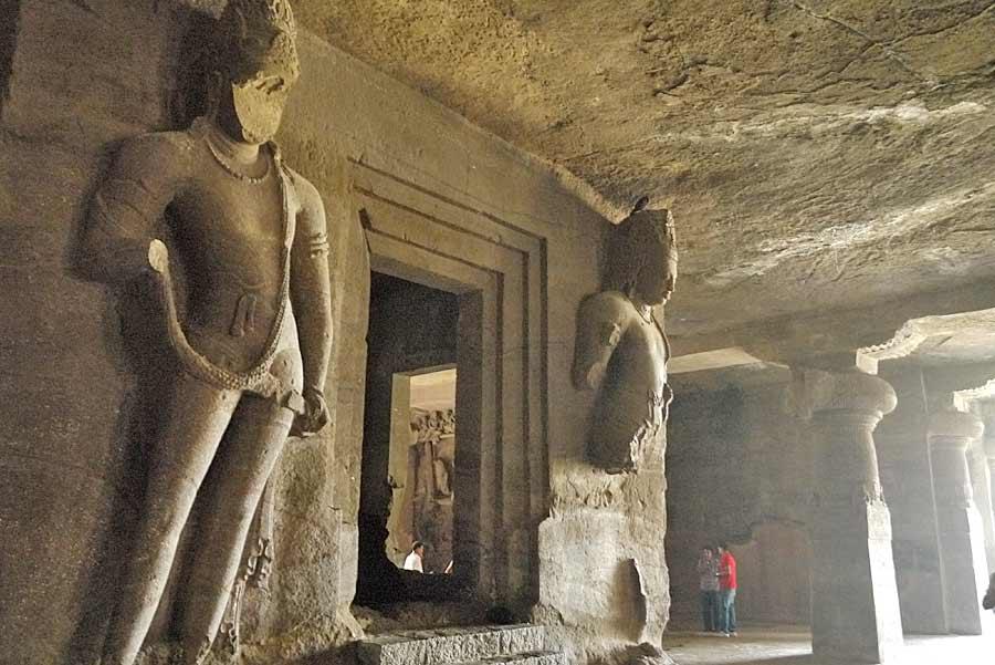 Grottes de l'Ile d'Elephanta - Ind