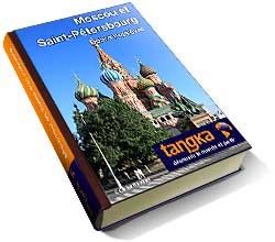 Guide de voyage Moscou et Saint-Pétersbourg