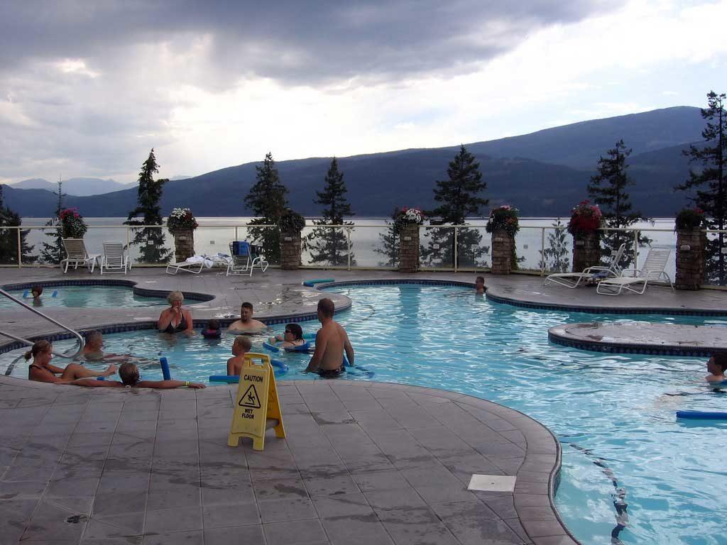 Halcyon Hot springs & Spa - Canada