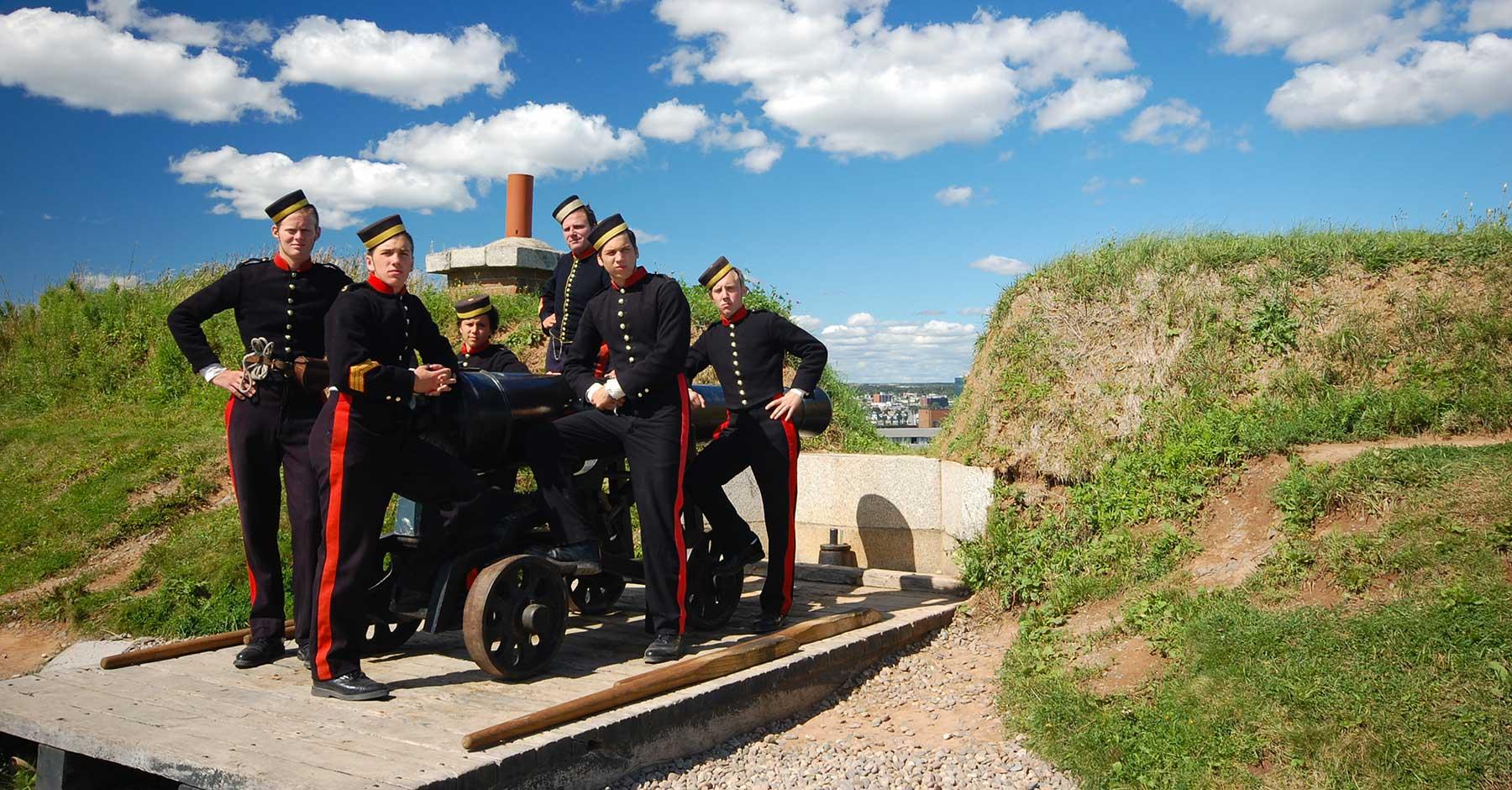 Dix expériences géniales pour revivre l'histoire canadienne