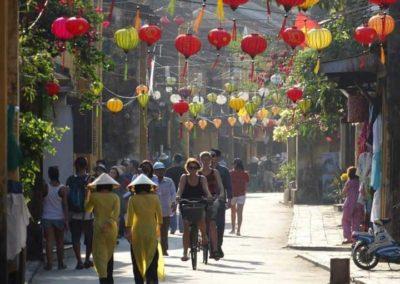 Hoi An, vieille ville - Vietnam