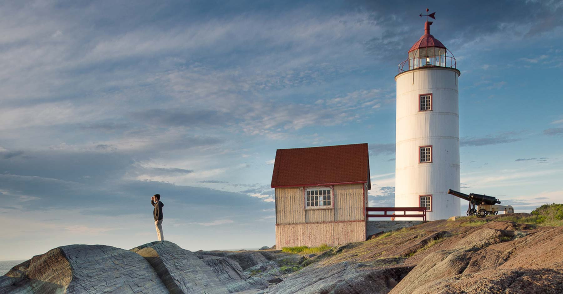Les phares canadiens reconvertis en hôtels