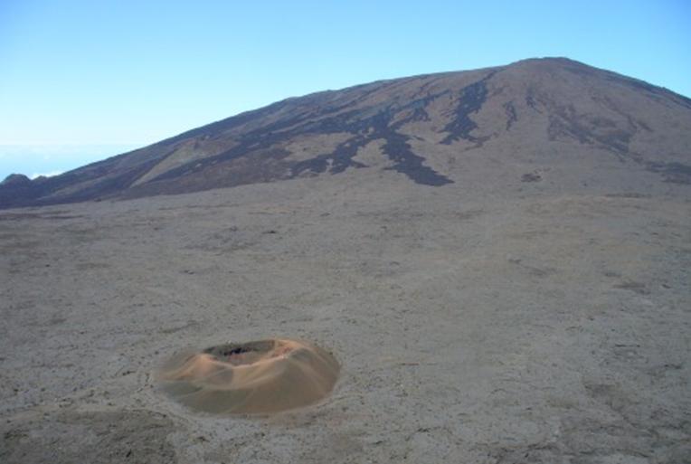 L'enclos du volcan