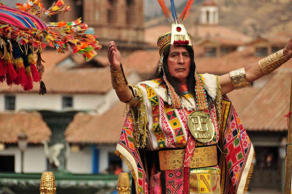 L'Inti Raymi la grande fête du soleil du Pérou