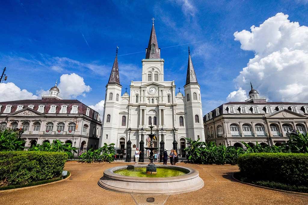 La Louisiane, nouvelle terre à découvrir