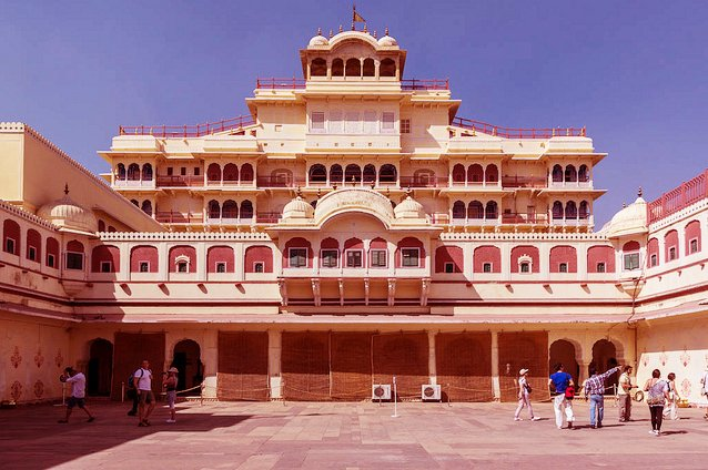City Palace, Jaipur - Inde